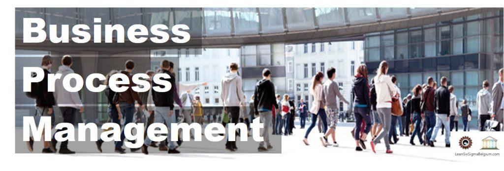 BPM Business Process Management Training Belgium