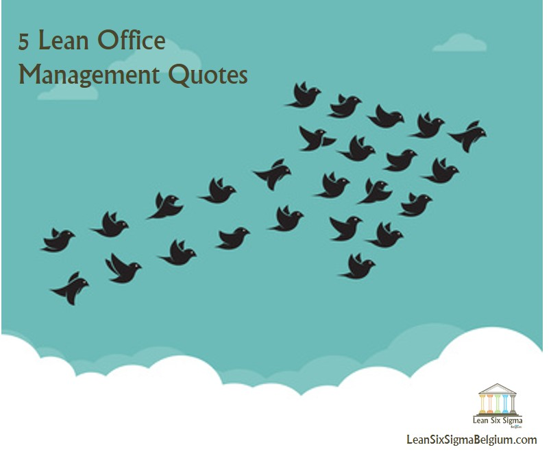Lean Office Management