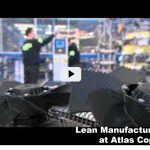 Lean Manufacturing at Atlas Copco