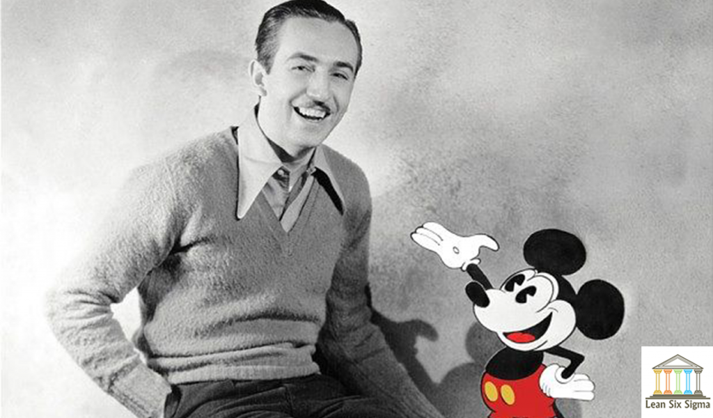 Walt Disney and Lean Management