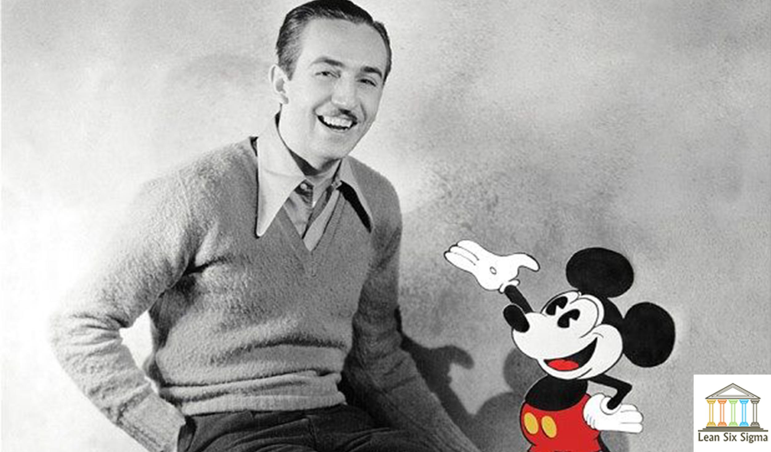 Walt Disney and Lean Management