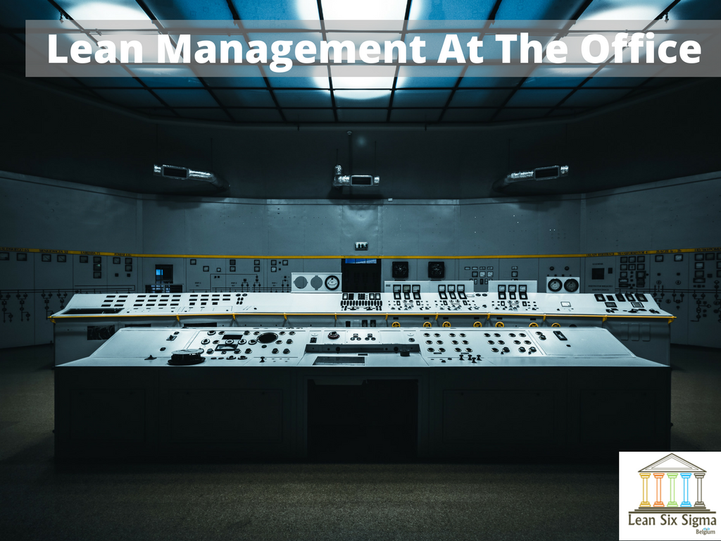 lean management at the office