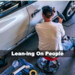 Lean-ing On People